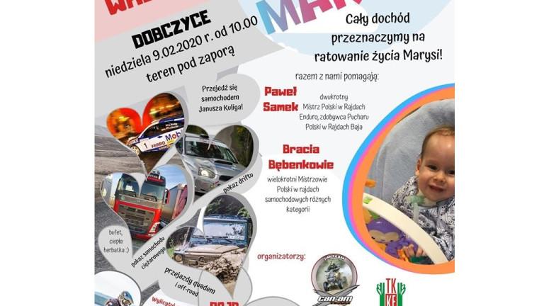 Walentynkowy Rajd Dla Marysi 2020 -01